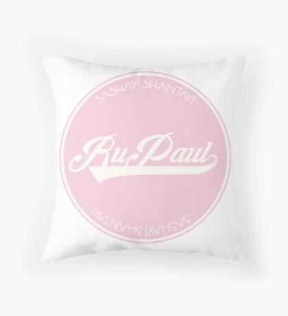 RUPAUL Throw Pillow