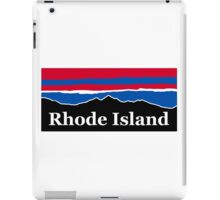 Rhode Island Red White and Blue iPad Case/Skin