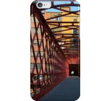 Girona lattice work iPhone Case/Skin