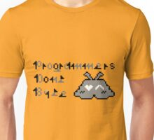 Programmers Don't Byte Unisex T-Shirt