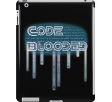 Code Blooded iPad Case/Skin