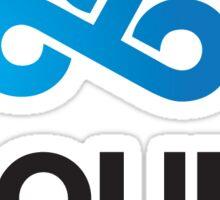 ~Cloud 9~ Sticker