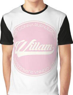 WILLAM Graphic T-Shirt