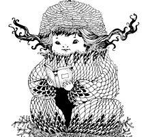 Hermit by Ma. Luisa Gonzaga