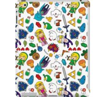 Cute Legend of Zelda pattern!!! iPad Case/Skin