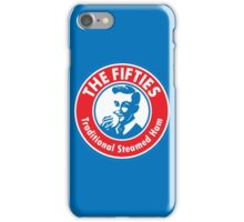 The Fifties Steamed Ham iPhone Case/Skin