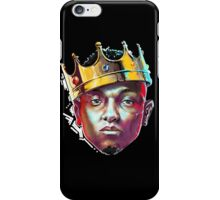 King of Hip Hop iPhone Case/Skin