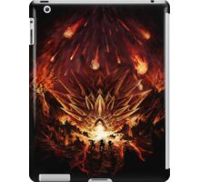 Chrono Trigger: Fire Rains from the Heavens [Chronicles of Time] iPad Case/Skin