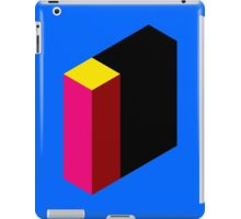 Letter I Isometric Graphic iPad Case/Skin