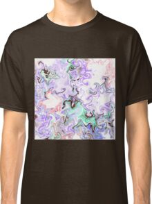 A Messy Abstract Design Classic T-Shirt