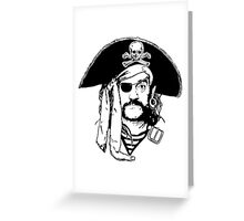 Pirates of Lemmy Greeting Card