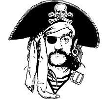 Pirates of Lemmy Photographic Print