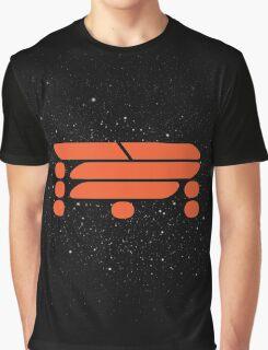 MARS - Morse Code Graphic T-Shirt