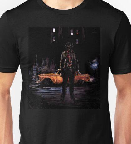 The Driver Unisex T-Shirt