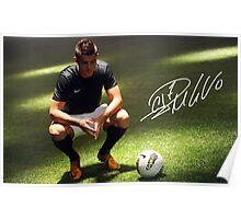 Ronaldo signature Poster