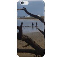 Bate Diggers Framed iPhone Case/Skin