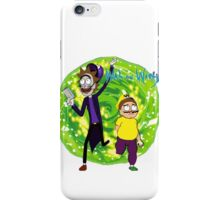 Wah and Warty iPhone Case/Skin
