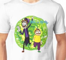 Wah and Warty Unisex T-Shirt