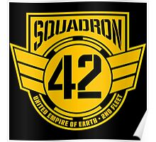 Squadron 42 Poster
