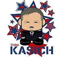 Team Kasich Politico'bot Toy Robot Photographic Print