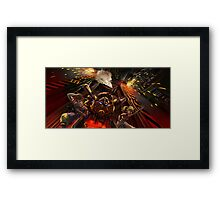 Chrono Trigger: Emergency! [Chronicles of Time] Framed Print