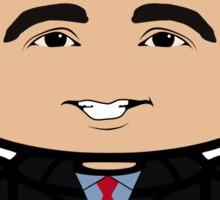 Scott Walker Politico'bot Toy Robot 1.0 Sticker