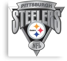 Pittburgh Steelers Canvas Print