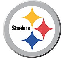 Pittburgh Steelers 1 Photographic Print