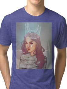 QUEEN II Tri-blend T-Shirt
