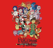 pokemon One Piece - Long Sleeve