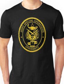 Joint Special Operations University Emblem Unisex T-Shirt