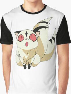 Kirara Inuyasha Graphic T-Shirt