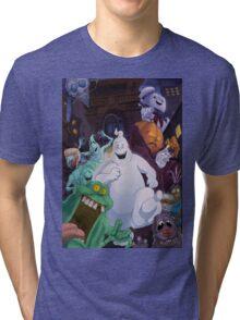 Ghosts Tri-blend T-Shirt
