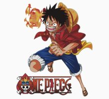 one piece One Piece - Short Sleeve