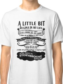Oncer Song. OUAT Song. Classic T-Shirt