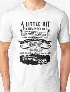 Oncer Song. OUAT Song. T-Shirt