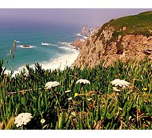 Cabo da Roca Cliff Photographic Print