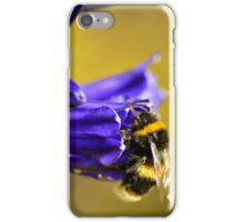 Busy Bumble Bee 3 iPhone Case/Skin