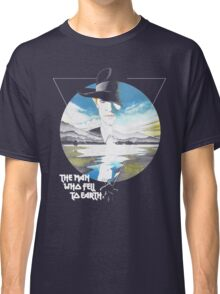 The Man Who Fell to Earth - Bowie Classic T-Shirt