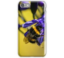 Busy Bumble Bee 4 iPhone Case/Skin