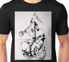 The Moving Finger - Original Wall Modern Abstract Art Painting Unisex T-Shirt