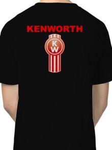 Kenworth Trucks Logo Classic T-Shirt