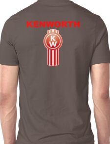 Kenworth Trucks Logo Unisex T-Shirt