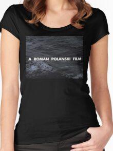 A Roman Polanski film Women's Fitted Scoop T-Shirt