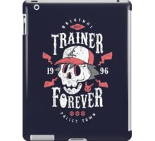 Trainer Forever iPad Case/Skin