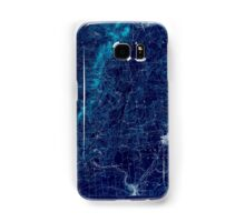 New York NY Saratoga 148435 1902 62500 Inverted Samsung Galaxy Case/Skin