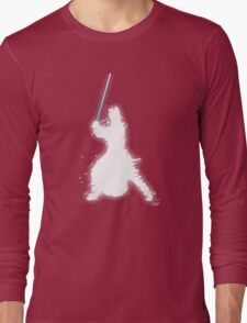 Knight light side Long Sleeve T-Shirt