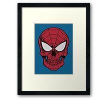 Spidead-Man Framed Print