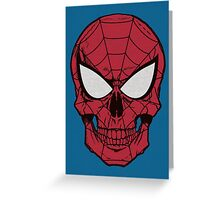 Spidead-Man Greeting Card