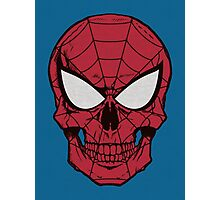 Spidead-Man Photographic Print